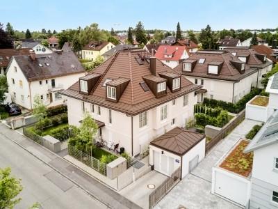Wohnanlage Heilwigstraße