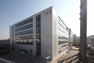 Audi Gebäude T12