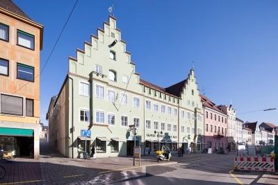 Erweiterung Bayerischer Hof