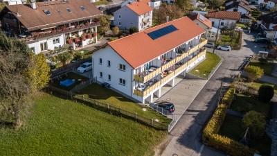 Mehrfamilienhaus Saalangerstraße