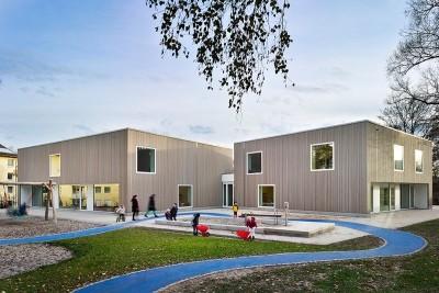 Neubau Kinderhaus