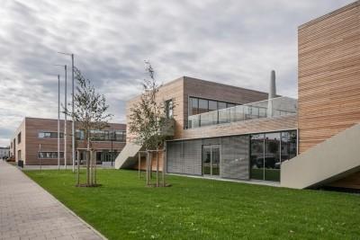 Neubau Grundschule und Kita