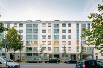 Wohnanlage Schleißheimerstraße 2