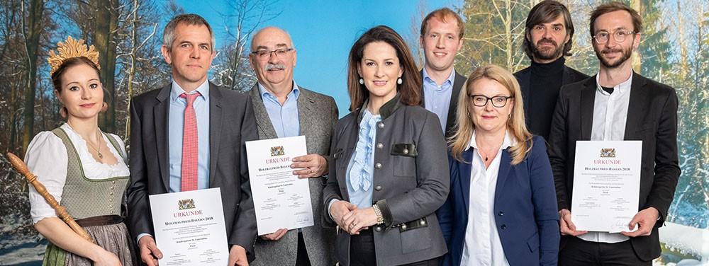 Holzbaupreis 2018/2019