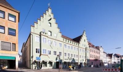 Hotel Bayerischer Hof | Tiefgarage